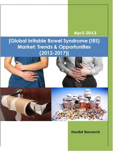 Global Irritable Bowel Syndrome (IBS) Market (2012-2017) - Market Research Solutions India