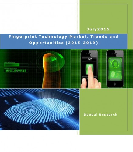Fingerprint Technology Market (2015-2019) - Business Research Reports