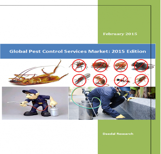 Global Pest Control Services Market 2015 Edition - Research and Consulting Firm