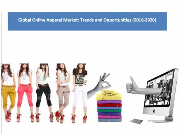 Global Online Apparel Market & European Online Apparel Trends