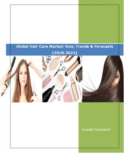 Global Hair Care Market Report: Size, Trends and Forecasts (2018-2022)