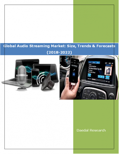 Global Audio Streaming Market Report: Size, Trends & Forecasts (2018-2022)