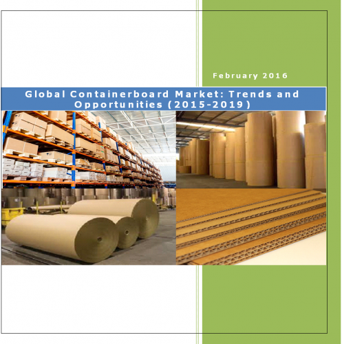 Global Containerboard Market (2015-2019) - Business Market Research Reports