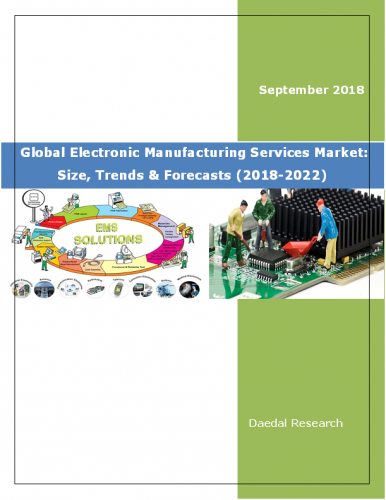 Global Electronic Manufacturing Services (EMS) Market Report: Size, Trends & Forecast (2018-2022)