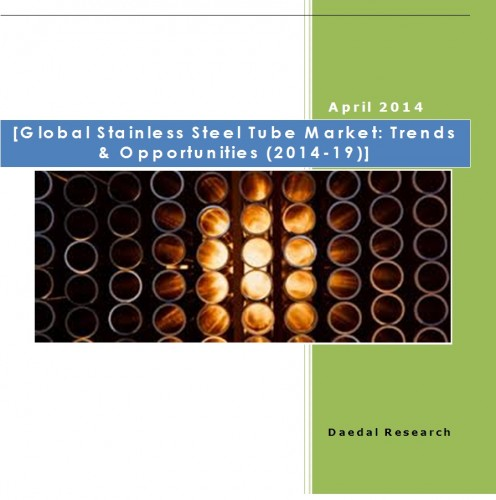 Global Stainless Steel Tube Market: Trends & Opportunities (2014-19)