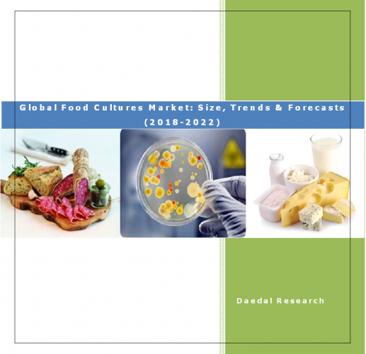 Global Food Cultures Market Report, Food Cultures Market: Size, Trends & Forecasts (2018-2022)