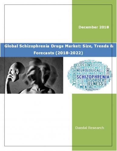 Global Schizophrenia Drugs Market Report: Size, Trends & Forecast (2018-2022)