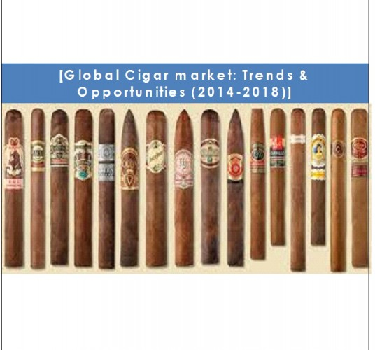Global Cigar market (2014-2018) - Market Research Companies
