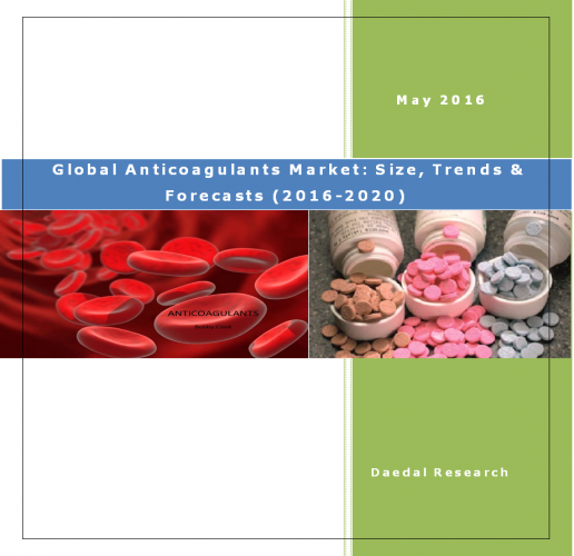Global Anticoagulants Market: Size, Trends & Forecasts (2016-2020)