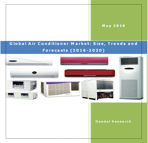 Global Air Conditioner Market: Size, Trends and Forecasts (2016-2020) - Market Research and Consulting Firm India.