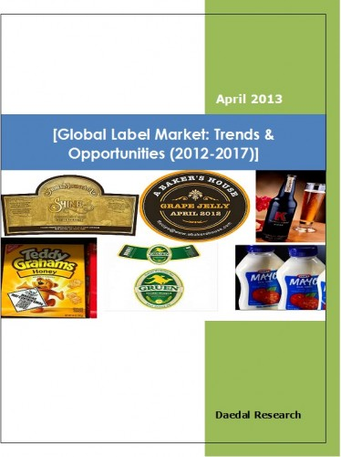 Global Label Market (2012-2017) - Business Research Report