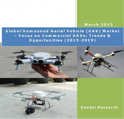 Global Unmanned Aerial Vehicle (UAV) Market (2015-2019) - Business Research Reports