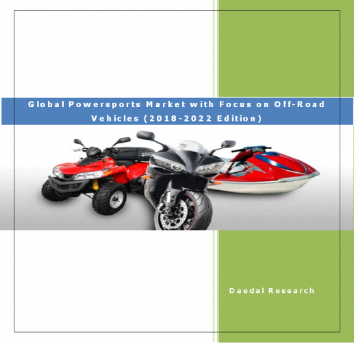 Global Powersports Market Report with Focus on Off-Road Vehicles (2018-2022 Edition)