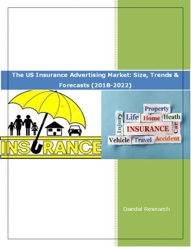 The US Insurance Advertising Market Report: Size, Trends & Forecasts (2018-2022)
