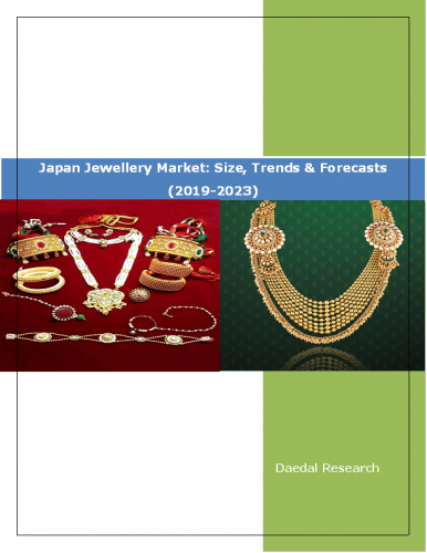 Japan Jewellery Market Report: Size, Trends and Forecast (2019-2023)