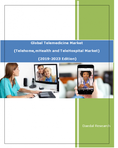 Global Telemedicine Market Report (Telehome, mHealth and Telehospital Market) (2019-2023 Edition)