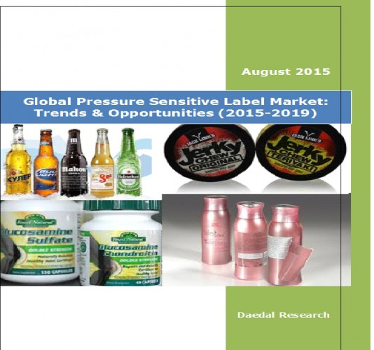 Global Pressure Sensitive Label Market (2015-2019) - Business Research Companies