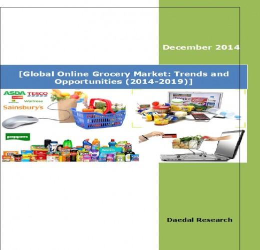 Global Online Grocery Market (2014-2019) - Business Research Companies