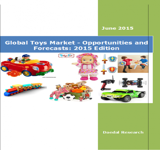Global Toys Market (2015 Edition) - Market Research Reports India