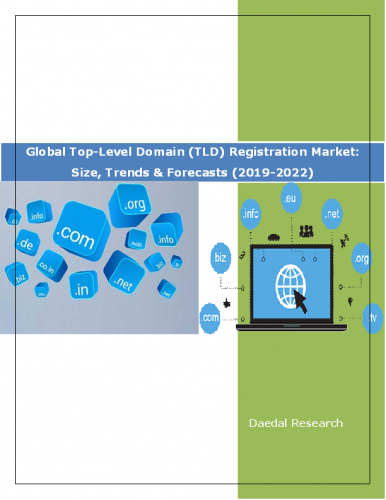 Global Top-Level Domain (TLD) Registration Market Report: Size, Trends and Forecast (2019-2022)