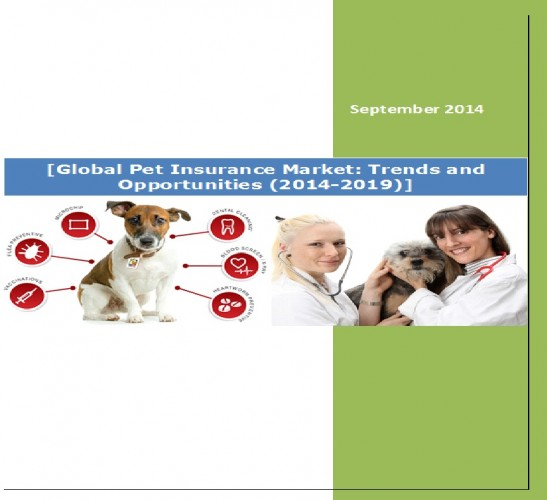 Global Pet Insurance Market (2014-2019) - Business Market Research Reports