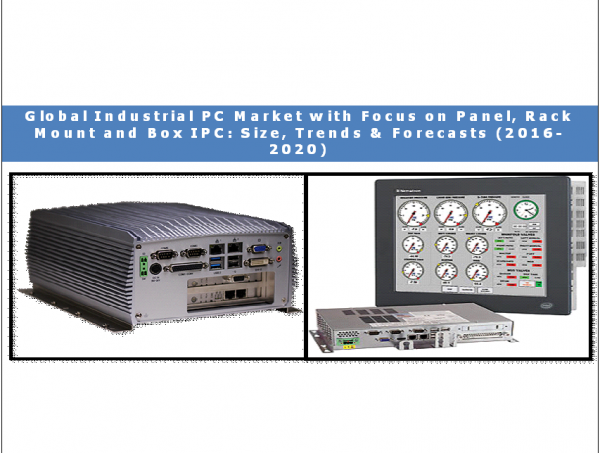Global Industrial PC Market & Panel IPC Market, Industrial PC Sales
