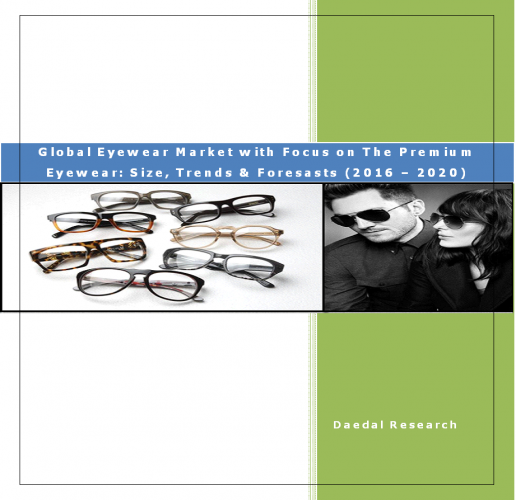 Global Eyewear Market with Focus on The Premium Eyewear (2016-2020) - business market research reports
