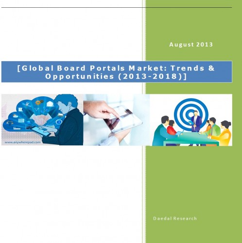 Global Board Portals Market (2013-2018) - Business Research Companies