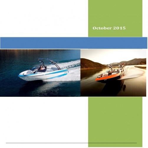 The U.S. Ski Boat Market (2015-2019) - Market Research Companies