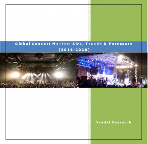Global Concert Ticket Sales & Global Live Music Market.