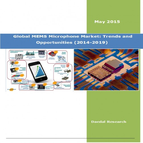 Global MEMS Microphone Market (2014-2019) - Business Research Report