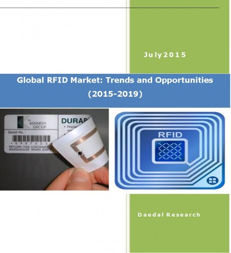 Global RFID Market (2015-2019) - Research and Consulting Firm
