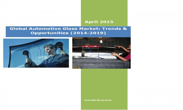 Global Automotive Glass Market: Trends and Opportunities (2015-2020)