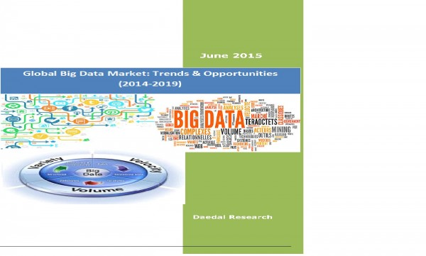 Global Big Data Market (2014-2019) - Market Research Reports India