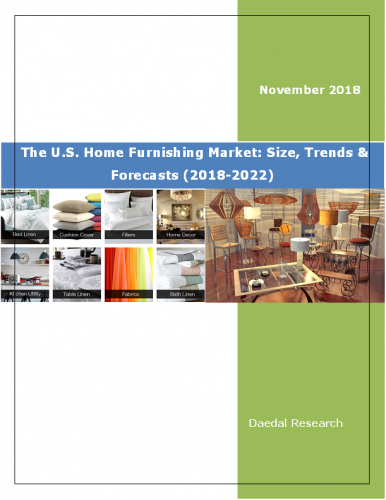 The U.S. Home Furnishing Market Report: Size, Trends & Forecasts (2018-2022)