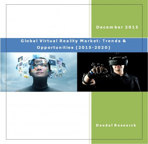 Global Virtual Reality Market (2015-2020) - Market Research Companies