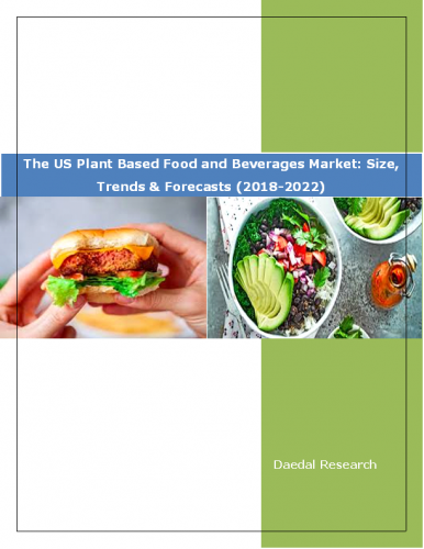 The US Plant Based Food and Beverages Market Report: Size, Trends & Forecasts (2018-2022)