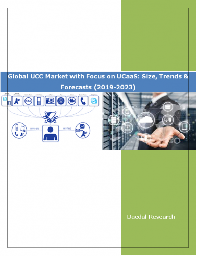 Global Unified Communication and Collaboration (UCC) Market Report with Focus on UCaaS: Size, Trends & Forecasts (2019-2023)