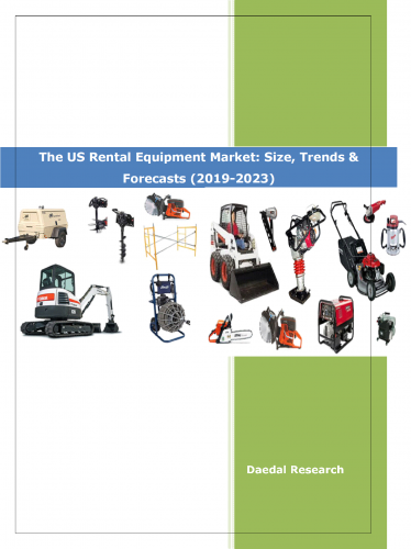The US Rental Equipment Market Research Reports in USA, INDIA