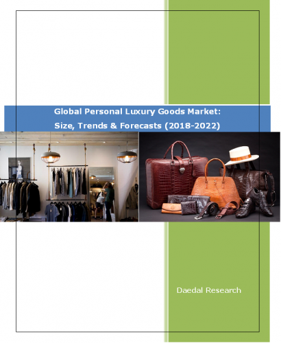 Global Personal Luxury Goods Market Report: Size, Trends & Forecasts (2018-2022)