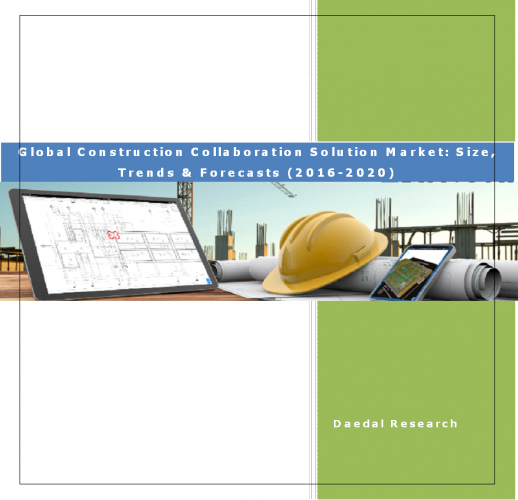 Global Construction Collaboration Solution Market: Size, Trends & Forecasts (2016-2020)