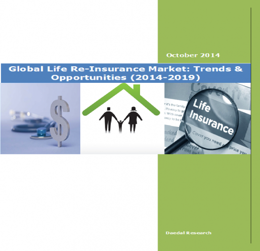 Global Life Re-Insurance Market (2014-2019) - Market Research Solution in India