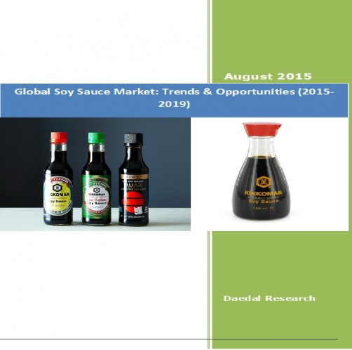 Global Soy Sauce Market (2015-2019) - Business Research Companies