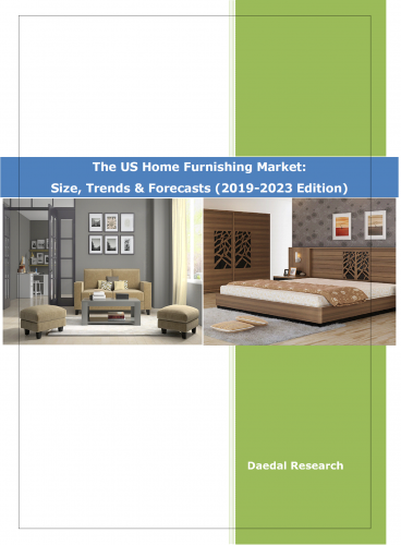 The US Home Furnishing Market: Size, Trends & Forecasts & Home decor industry statistics 2019 Overview