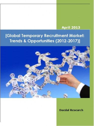 Global Temporary Recruitment Market (2012-2017) - Research and Consulting Firm