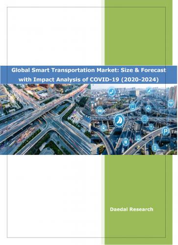 Global Smart Transportation Market Growth,Trends & Forecast (2020-2024)