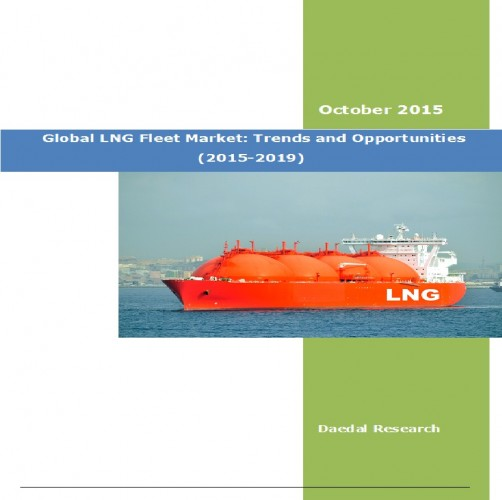 Global LNG Fleet Market (2015-2019) - Business Research Companies