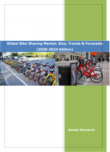 Global Bike Share Market in 2020-2024 | Research and Growth