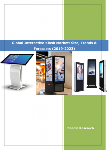 Global Interactive Kiosk Market Research Reports size, trends, forecasts || Daedal Research