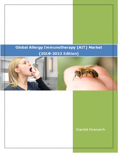 Global Allergy Immunotherapy Market Report (2018-2022 Edition)